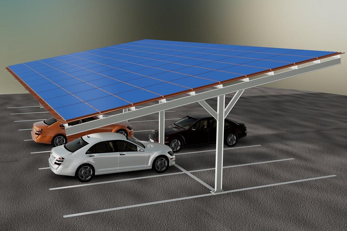Parking Solar Industrias Duero