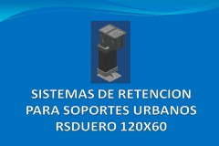 Sistema de retención RSDUERO 120x60