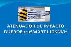 Atenuador de inpacto DUEROeuroSMART110KM/H