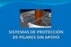 Sistemas de protección de pilares sin apoyo