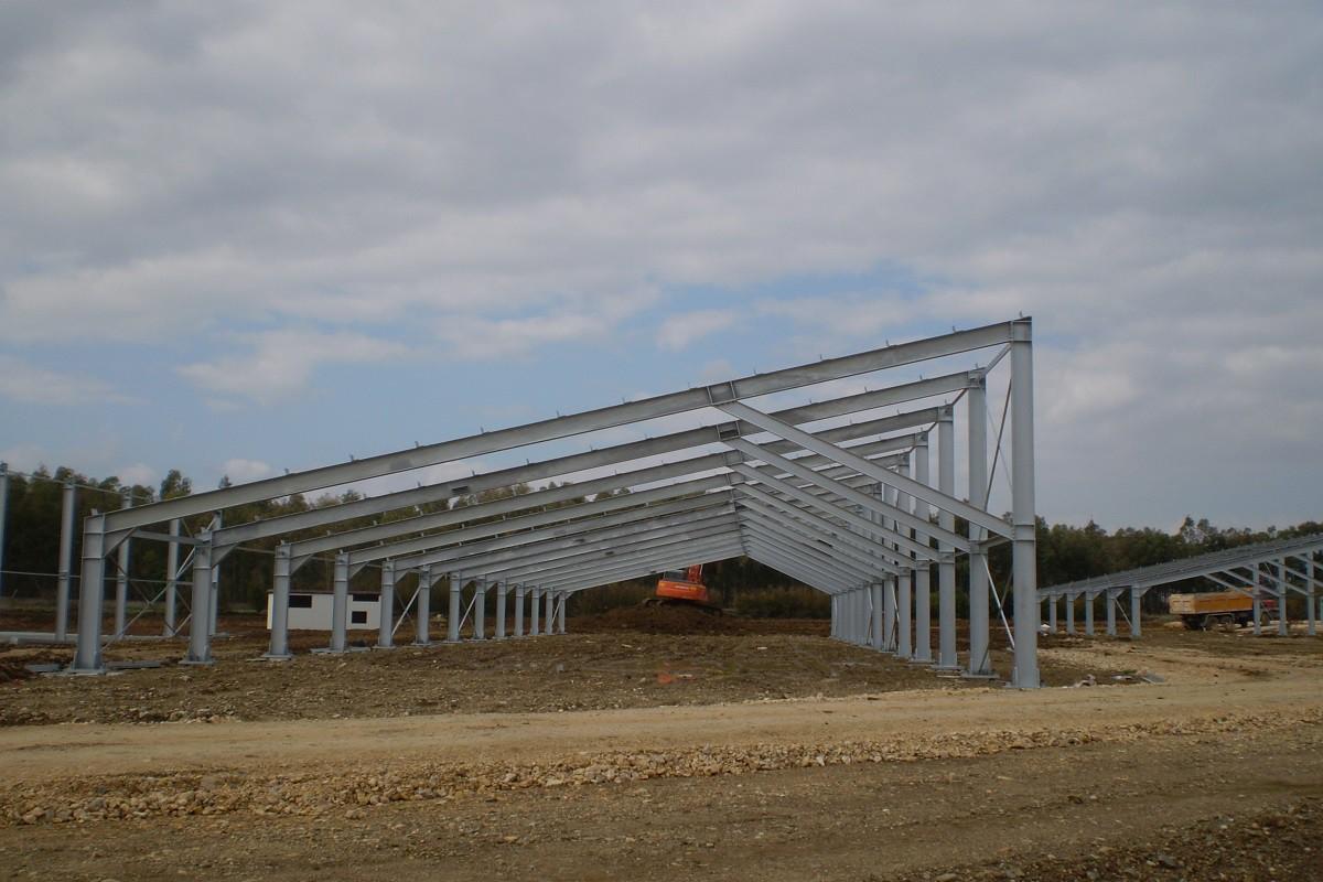 Invernaderos Solares Industrias Duero