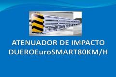 Atenuador de inpacto DUEROeuroSMART80KM/H