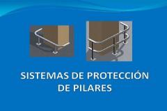 Sistemas de protección de pilares