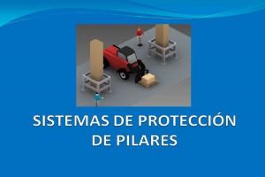 Sistema de protección de pilares