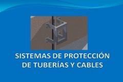 Sistemas de protección de tuberias y cables