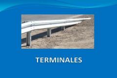 Terminales y separadores