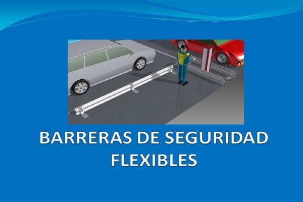 Barreras de seguridad flexibles para aparcamientos